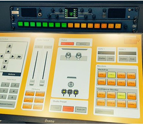 A Logical Approach to Broadcast Control